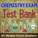 Chemistry Exam First Semester