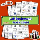 Chemistry Lab Equipment - Flash Cards