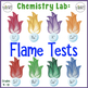 Chemistry Lab Flame Tests