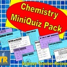 Chemistry Mini Quiz Pack