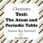 Chemistry Test: The Periodic Table and The Atom