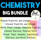 Chemistry Unit--Bundled Lesson Plans