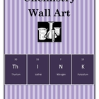 Chemistry Wall Art