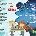 Chemistry of Life PowerPoint Presentation