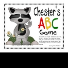 Chester's ABC Game