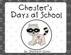 Chester&#039;s Days at School   *Kissing Hand* 