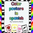 Chevron Color posters in spanish
