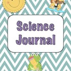 Chevron Journal Covers