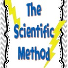 Chevron Vertical Scientific Method Posters