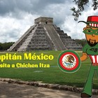 Chichen Itza Mexico Poster