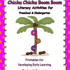 Chicka ABC Boom Literacy Activities
