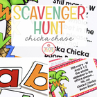 Chicka Chase School Scavenger Hunt