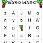 Chicka Chicka Boom Boom Bingo Set (10 cards with call letters)