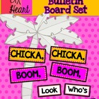 Chicka Chicka Boom Boom Bulletin Board Set