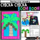 Chicka Chicka Boom Boom Craftivity/Snack Fun { Literacy an