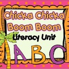 Chicka Chicka Boom Boom Literacy Unit
