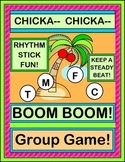 """Chicka Chicka Boom Boom"" - Make It An ACTIVE Game!"