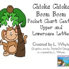 Chicka Chicka Boom Boom Pocket Chart Center