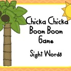 Chicka Chicka Boom Boom Sight Word Game