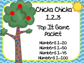Chicka Chicka Top It Game