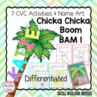 Chicka Vowels Pack and Smart Art: Meets Common Core Readin