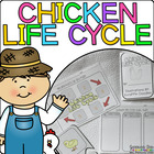 Chicken Life Cycle {From Chick to Chicken: a Non-Fiction T