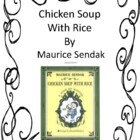 Chicken Soup with Rice Poetry Book Freebie