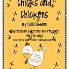 Chicks & Chickens, by G. Gibbons, Comp. Questions and Proj