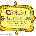 Chicky Subtraction (without regrouping)