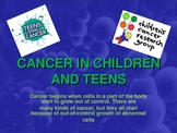 Children and Teens with Cancer