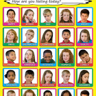 Children&#039;s Feelings Poster