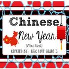 Chinese New Year 2013 {Mini Unit}