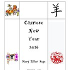Chinese New Year Activities for 2012