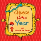 Chinese New Year Centers - Common Core - Time, Math Facts,