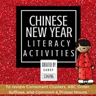 Chinese New Year Literacy Activities