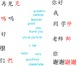Chinese vocabulary flipchart: greetings, names, ages, #s 1-10
