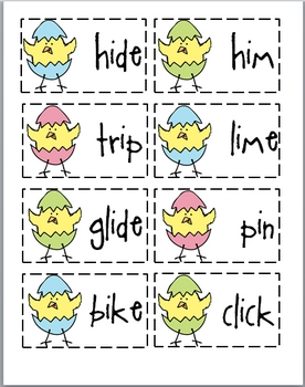 Chirping Chicks! Vowel Sort