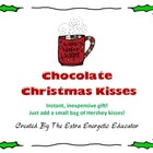 Chocolate Christmas Kisses