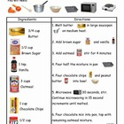 Chocolate Oatmeal Bar Recipe