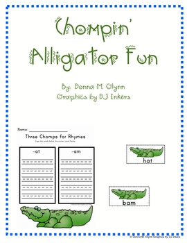 Chompin' Alligator Fun with Chunks