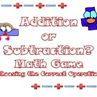 Choose the Operation Math Game (4 Digit Word Problems)
