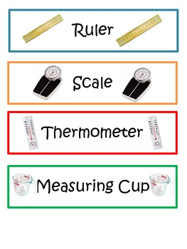Choosing the Correct Measurement Tool