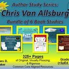 Chris Van Allsburg Author Study Bundle