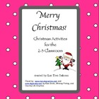 Christmas Activities Grades 2-3