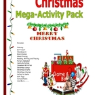 Christmas Activities Mega-Packet
