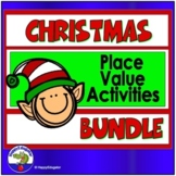 Christmas Activities -  Place Value