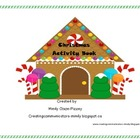 Christmas Activity Book for Speech & Language therapy