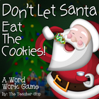 Christmas Activity:  Don't Let Santa Eat the Cookies