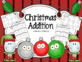Christmas Addition (Color by Number)