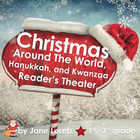 Christmas Around The World, Hanukkah, Kwanzaa Reader&#039;s The